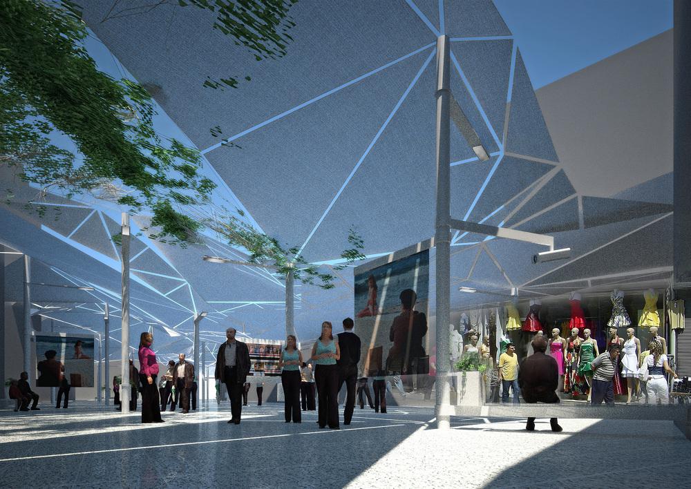 İzmir Kemeraltı Urban Canopy Aboutblank